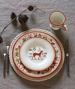 Vietri dinner plate