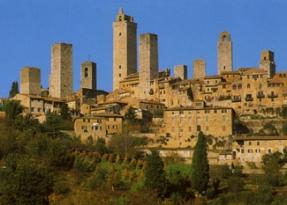 San-Gimignano-Towers