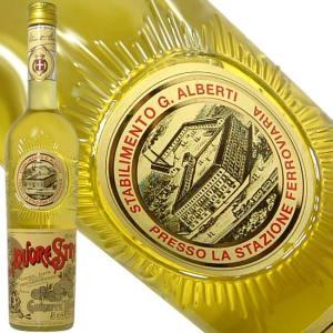 strega bottle