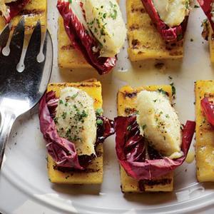 polenta and cod