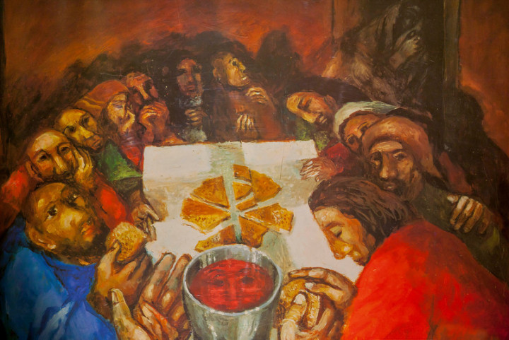 last-supper father