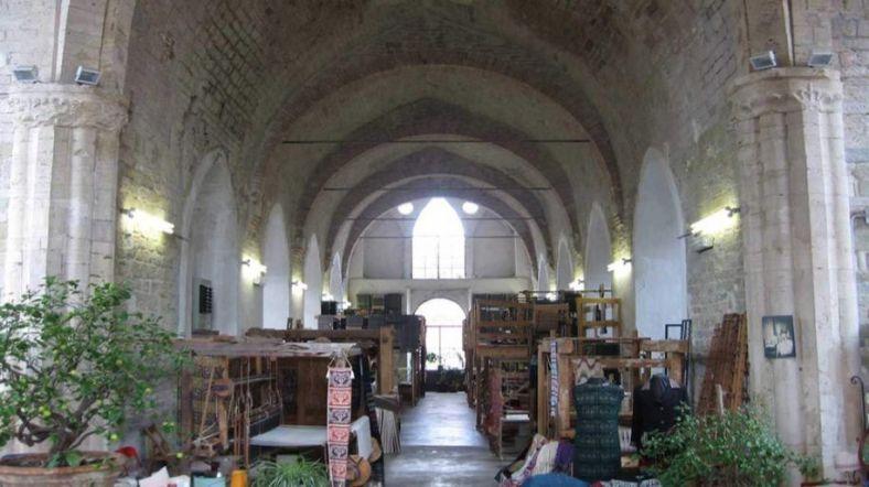 textile church