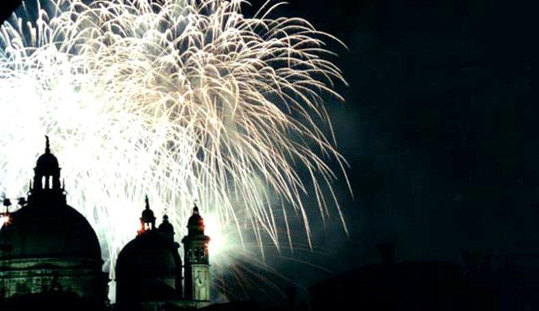 fireworks Festa-del-Redentore