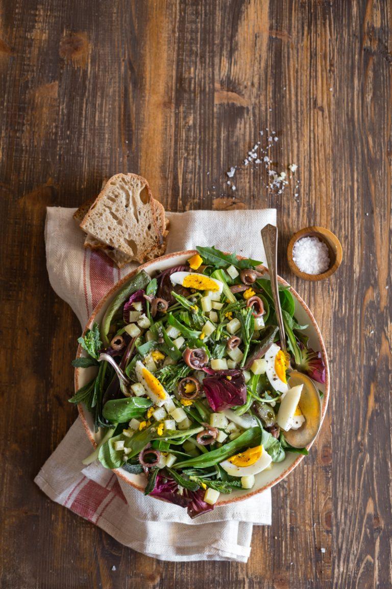 salad radicchio